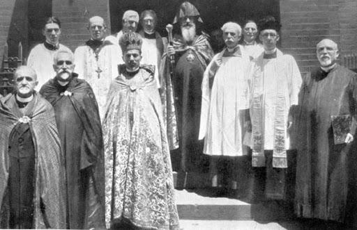 Armenians Anglicans